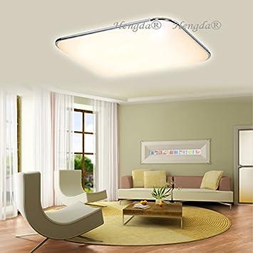 Hengda® 96W LED Deckenleuchte 230v Küchen Badleuchte Wohnzimmer ...