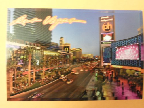 Set of 24 Las Vegas Nevada Planet Hollywood - Las Vegas Strip - Postcards- (Las Vegas ()