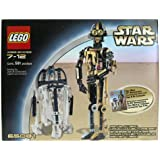 Lego Star Wars R2-D2 C3PO Droid Collectors Set 65081
