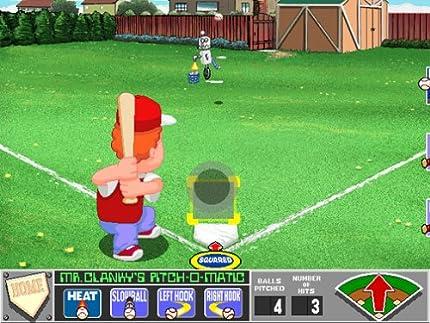 Backyard Baseball 2001 Pc Mac Humongous Entertainment 04 18145j