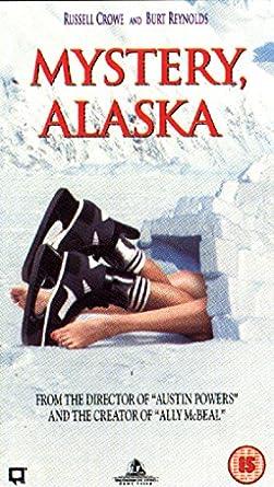 Mystery Alaska [Reino Unido] [VHS]: Amazon.es: Russell Crowe ...