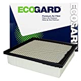 ECOGARD XA6116 Premium Engine Air Filter Fits Dodge Durango 3.6L 2011-2020, Durango 5.7L 2011-2020, Durango 6.4L 2018-2020 | Jeep Grand Cherokee 3.6L 2011-2020, Grand Cherokee 5.7L 2011-2020