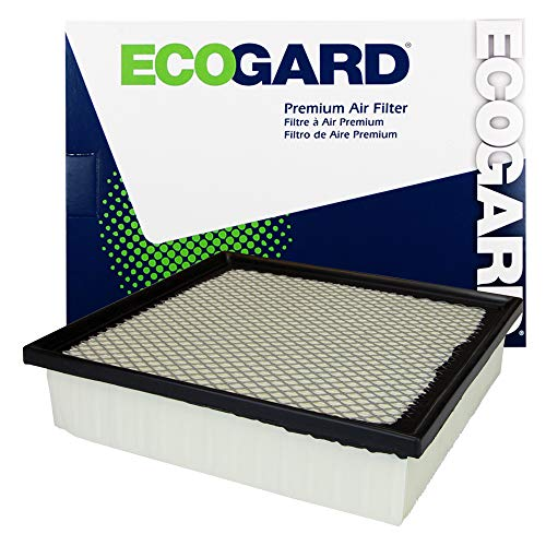 - ECOGARD XA6116 Premium Engine Air Filter Fits Jeep Grand Cherokee / Toyota Sienna / Lexus RX350 / Toyota Highlander Gas / Dodge Durango / Lexus ES350 / Toyota Avalon, Camry / Lexus NX200t, RX450h