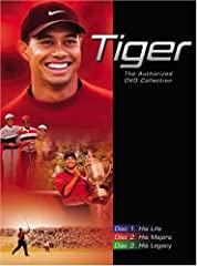 For the first time ever, Tiger Woods opens the door to his astonishing life in golf -- from the promise of a child prodigy to the most dominant force in the history of sport. TIGER: THE AUTHORIZED DVD COLLECTION chronicles a story of unparall...
