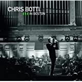 Chris Botti Live In Boston CD + DVD