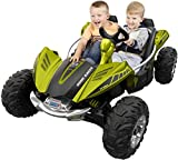 Power Wheels Dune Racer, Green [Amazon Exclusive]
