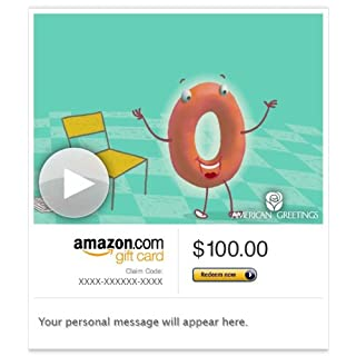 Amazon Gift Card - E-mail - Your Standing O (Animated) [American Greetings] (B00CT7945O) | Amazon price tracker / tracking, Amazon price history charts, Amazon price watches, Amazon price drop alerts
