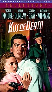Kiss of Death [VHS]