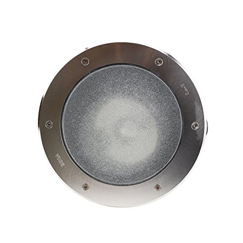 Bega 8750MH Suggest-Over In-Grade Floodlights In-Ground Landscape Light, Stainless Steel