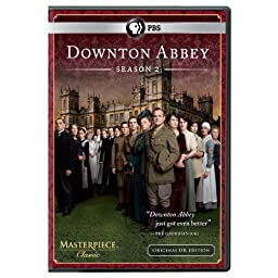 Masterpiece Classic: Downton Abbey Season 2 (Original U.K. Edition)
