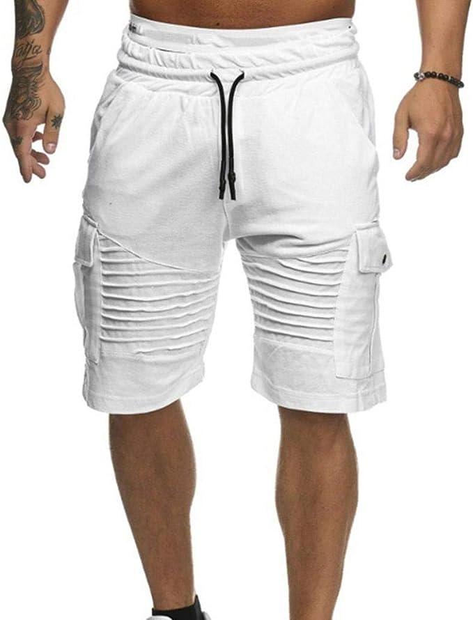Bermudas De Los Hombres Pantalones Cortos De Cortos Cortos ...