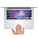 Galaxy Series Special Personalized Design Removable Vinyl Decal Keyboard Sticker for Macbook Pro 13'' with Retina Display (Model A1425/a1502)