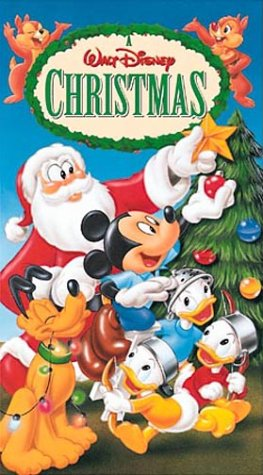 amazoncom a walt disney christmas vhs walt disney christmas movies tv - Amazon Christmas Movies