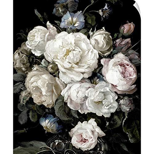 CANVAS ON DEMAND Glorious Bouquet III Wall Peel Art Print, ()