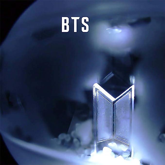 Surenhap BTS Lightstick Lampe de Concert pour Les Fans de la Baguette Lumineuse Baguette Lumineuse pour gar/çons de Bangtan