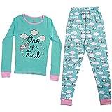 Just Love Pajamas for Girls Snug-Fit Cotton Kids' PJ Set