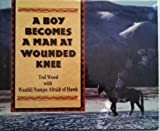 A Boy Becomes a Man at Wounded Knee, Ted Wood and Wanbli Numpa Afraid of Hawk, 0802781756
