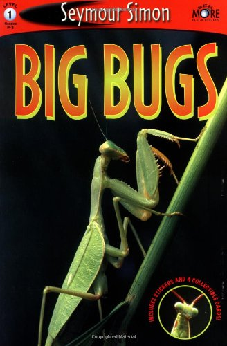 Big Bugs: SeeMore Readers Level 1