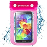 Best MiniSuit Waterproof Phones - Samsung Galaxy S 5 SumacLife Waterproof Pouch Dry Review