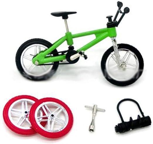 Compra Ogquaton Premium Quality 4 Colors Mini Bicycle Toy ...