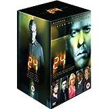 24 Heures chrono : L'intégrale Saisons 1 à 4 - Coffret 27 DVD