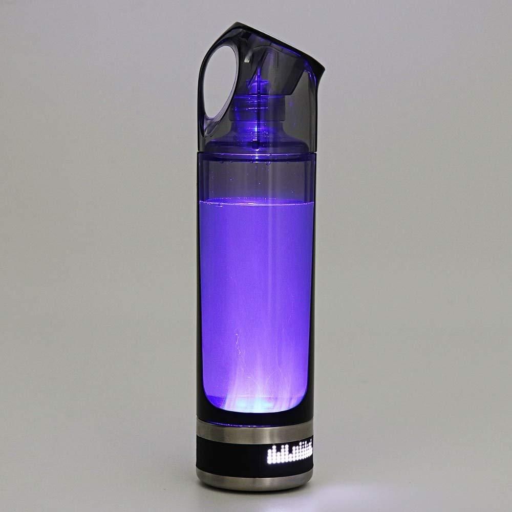 UTNF USB-Wieder Aufladbarer Wasserstoff-Reicher Wasser-Generator- Alkalische Energie-Schalen-Bewegliches Antialtern
