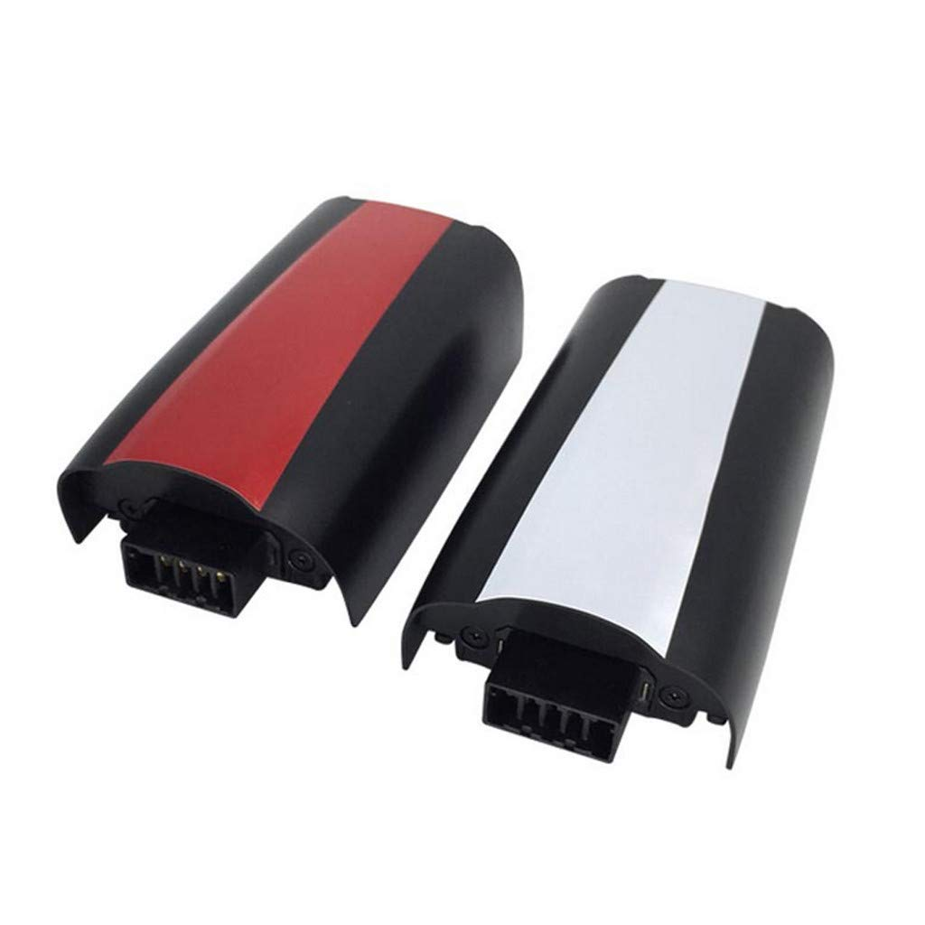 vmree ✈ 2PC Rechargeable Lipo Battery high Capacity 3100mAh 11.1V for ParrotBebop 2 DRO Black