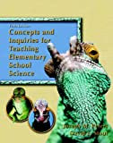 img - for Concepts and Inquiries for Teaching Elementary School Science (5th Edition) book / textbook / text book
