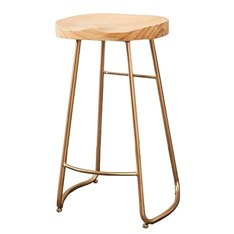Phenomenal Amazon Com Vintage Metal Barstools Wood Top Bar Stools Forskolin Free Trial Chair Design Images Forskolin Free Trialorg