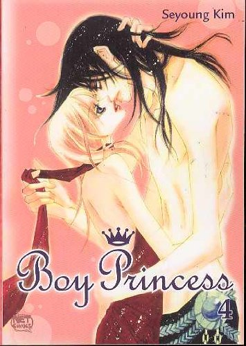 Boy Princess Vol. 4 (v. 4) ebook