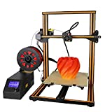 HICTOP CR-10S 3D Printer Filament Monitor Prusa I3 Upgrade Dual Z axis T Screw Rods 300x300x400mm