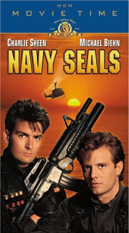 Navy Seals [VHS] (Vines Seal)