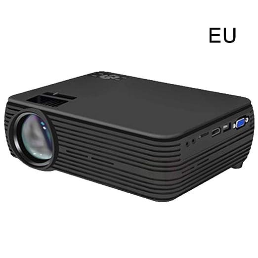 Proyector, Nuevo mini proyector de video LED Proyector de cine en ...