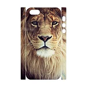 Lion 3D-Printed ZLB554999 DIY 3D Cover Case for Iphone 5,5S by Maris's Diary