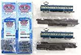トミーテック 鉄道コレクション 第25弾(1006+1007) 京成電鉄 200形 モハ206 + モハ207 2両セット