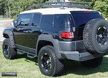 Fj Cruiser Off Road >> Toyota Fj Cruiser Nerf Side Steps Black Smittybilt 4x4 Off