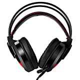 ABTW-USB-Gaming-Headset-71-Channel-Virtual-Surround-Stereo-Wired-Headphones-with-Noise-Canceling-Microphone-Provide-the-Subwoofer-Effect-Volume-Control-LED-Light-for-MAC-PC-Laptops-Black