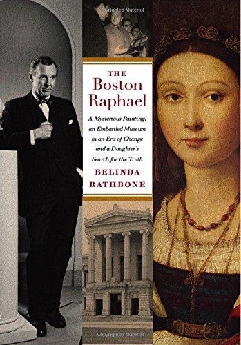 The Boston Raphael by Belinda Rathbone (2015-01-28) (Rathbone Boston)