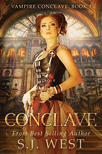Conclave (Vampire Conclave: Book 3)