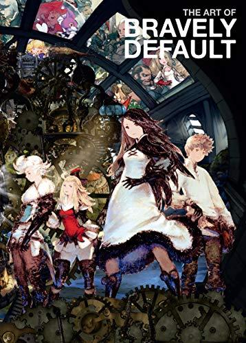 (The Art of Bravely Default)
