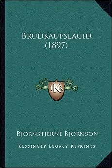 Brudkaupslagid (1897)
