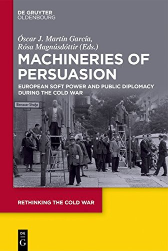 Machineries of Persuasion: European Soft Power and Public Diplomacy During the Cold War
