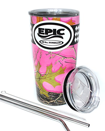 EPIC Tumbler Stainless Insulated Camouflage product image