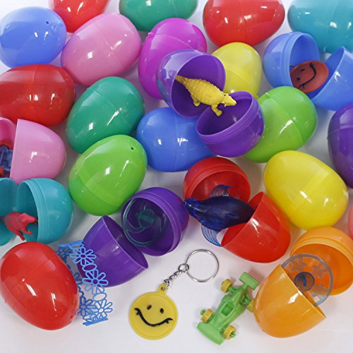 Great for Birthday Party Favors WD Dinosaurs Eggs with Mini Toy Dinosaur Figures Inside 36 Per Order