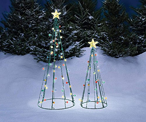 Outdoor Lighted Tree Sculpture in US - 3