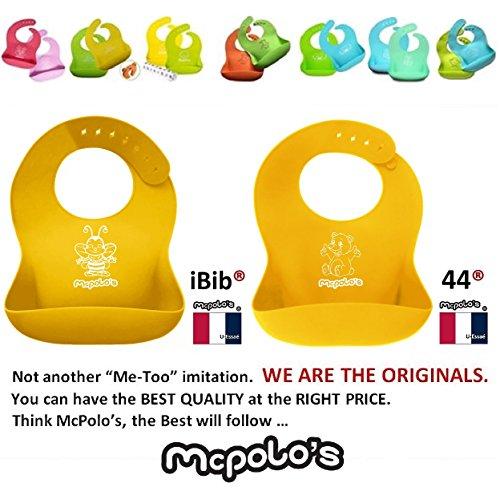 McPolos Silicone Crumb Catcher Pocket