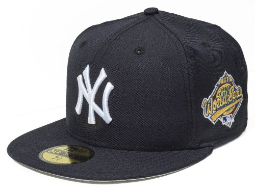 New York Yankee Navy World Series 1996 Side Patch (7 1/2)