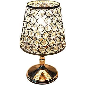 Floodoor elegant table lamp crystal decorative night light - Elegant table lamps for living room ...