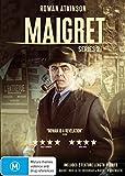 Maigret Series 2   Rowan Atkinson   NON-USA Format   PAL Region 4 Import - Australia