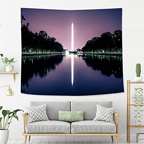 BEIVIVI Wall Tapestry Wall Hanging Mirror Refection Polyester Fabric Tapestries for Bedroom Living Room Dorm